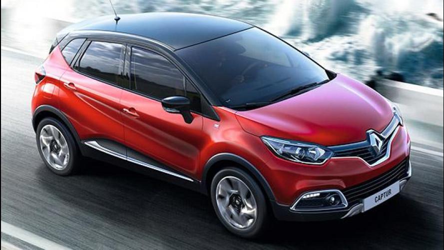 Renault Captur, ecco quanto vende in Italia