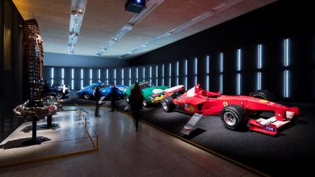 Ferrari under the spotlight at new Design Museum exhibition