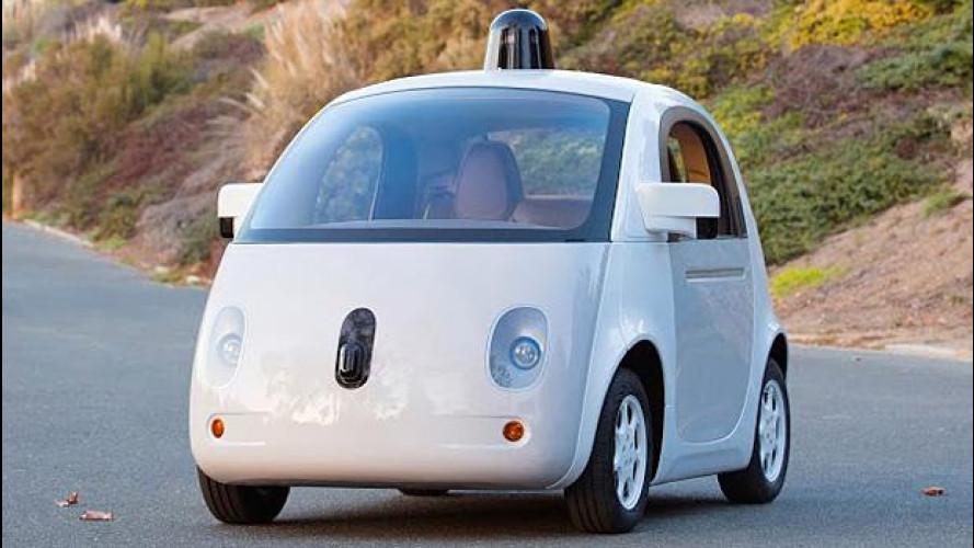 Google Car, l'auto che guida sola è quasi di serie