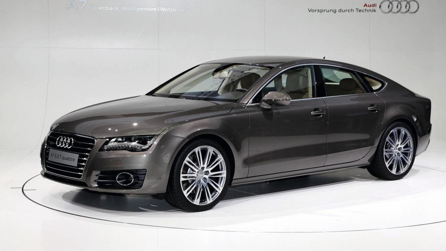 Audi increases production of A6 and A7 to meet strong demand