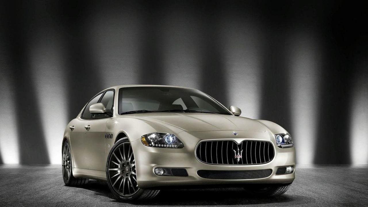 Maserati Quattroporte Sport GT S Awards Edition - 22.02.2010