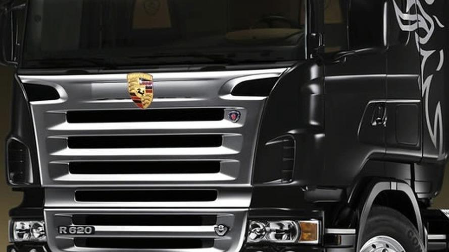 Porsche set to Enter the Trucking Business