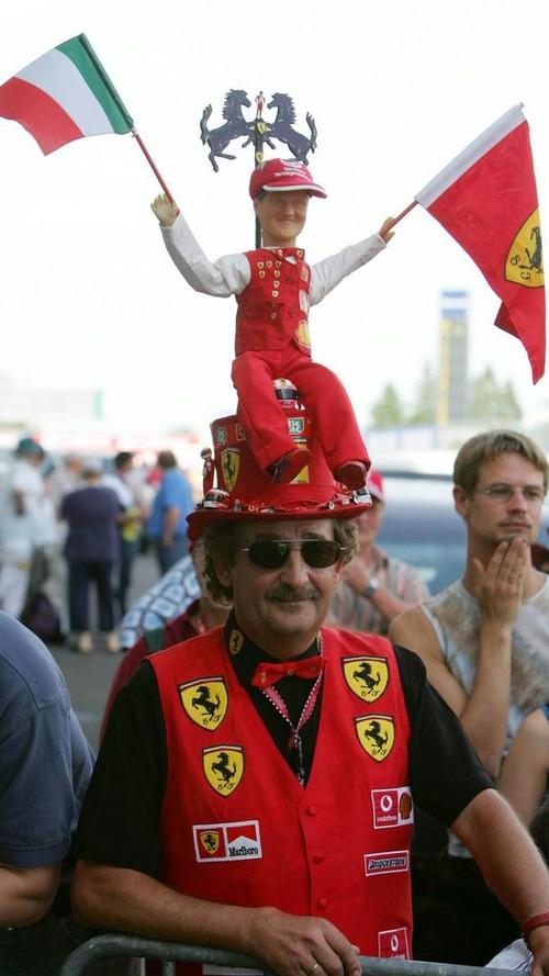 Schumacher struggle affecting merchandising, sponsorship