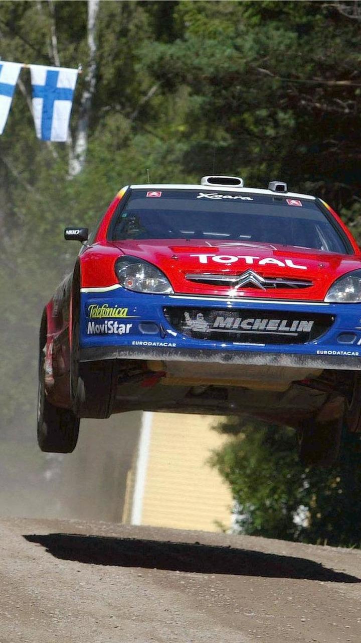 2003 Rally Finland Colin McRae 22.07.2010