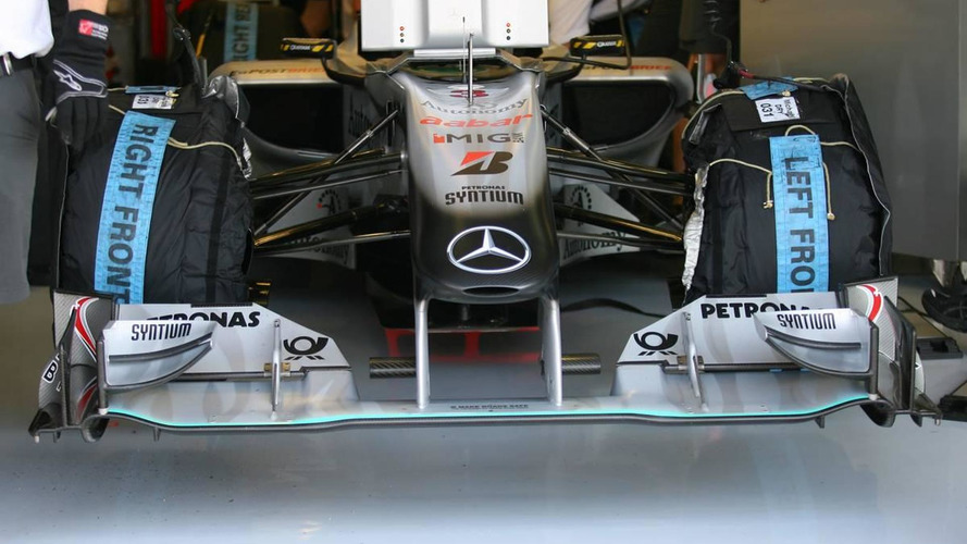 Mercedes denies 2011 focus switch due to budget