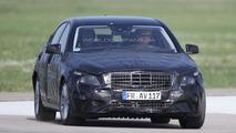 2013 Mercedes S-Class spy photo 29.4.2011