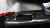 Sauber air duct - Formula 1 World Championship, Rd 3, Malaysian Grand Prix, Friday Practice