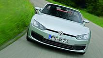 VW Concept Blue Sports