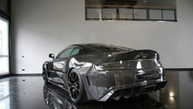 Mansory Cyrus based on Aston Martin DBS or DB9