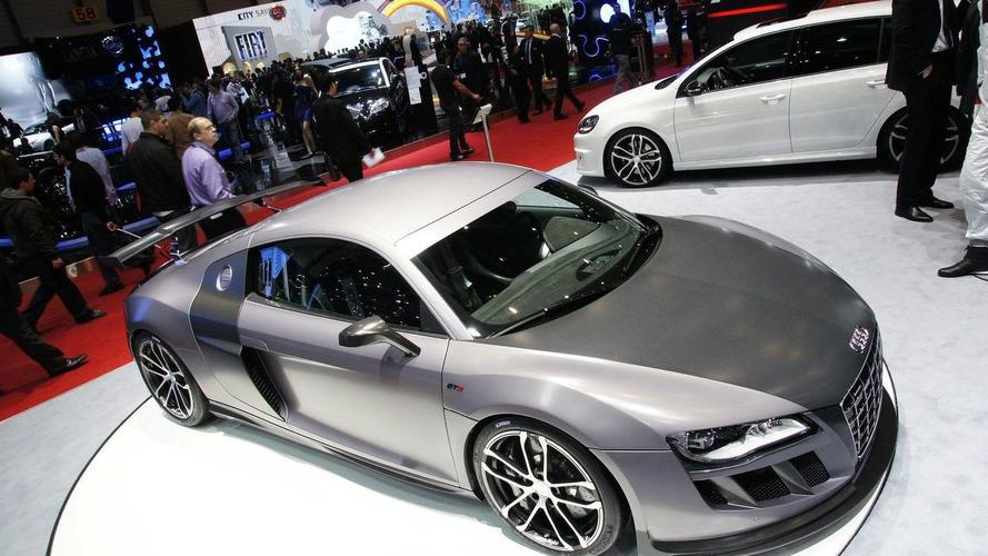 Abt R8 GTR Revealed Prior to Geneva Debut