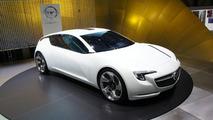 Opel Flextreme GT/E Concept in Geneva 02.03.2010