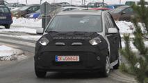 2012 Kia Picanto spied winter testing 02.12.2010