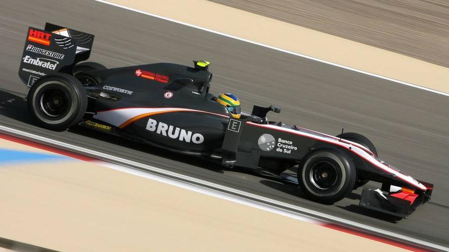 HRT confirms split with car maker Dallara
