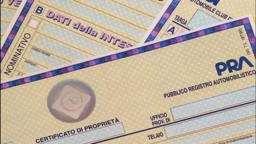 Certificato di Proprietà digitale, Unasca controreplica ad ACI