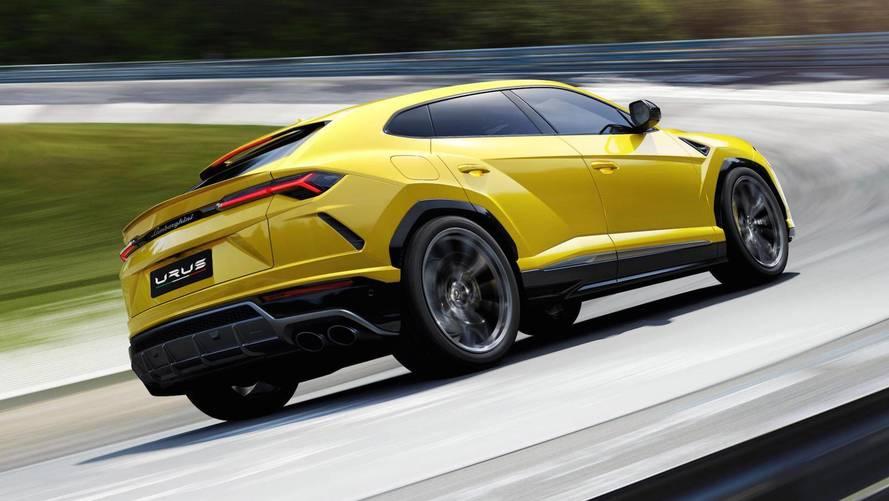 The Lamborghini Urus wants to break the Nürburgring SUV record