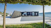 Mercedes-Benz Style exhibition pavilion 30.7.2013