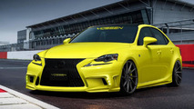 2014 Lexus IS 350 by Vossen 31.10.2013