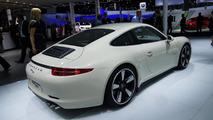 Porsche 911 50 Years Edition showcased at IAA
