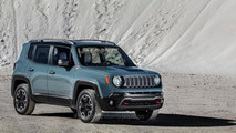 2015 Jeep Renegade first image leaks out