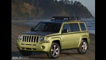 Jeep Patriot Back Country Concept