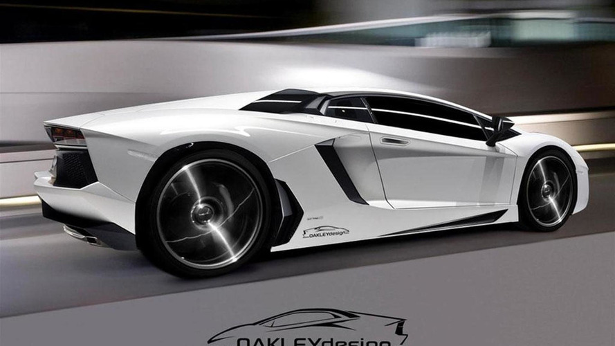 Lamborghini Aventador LP760-2 by Oakley Design