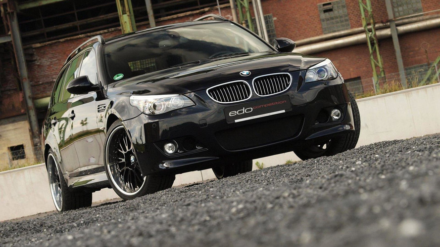 Edo Competition M5 Dark Edition released