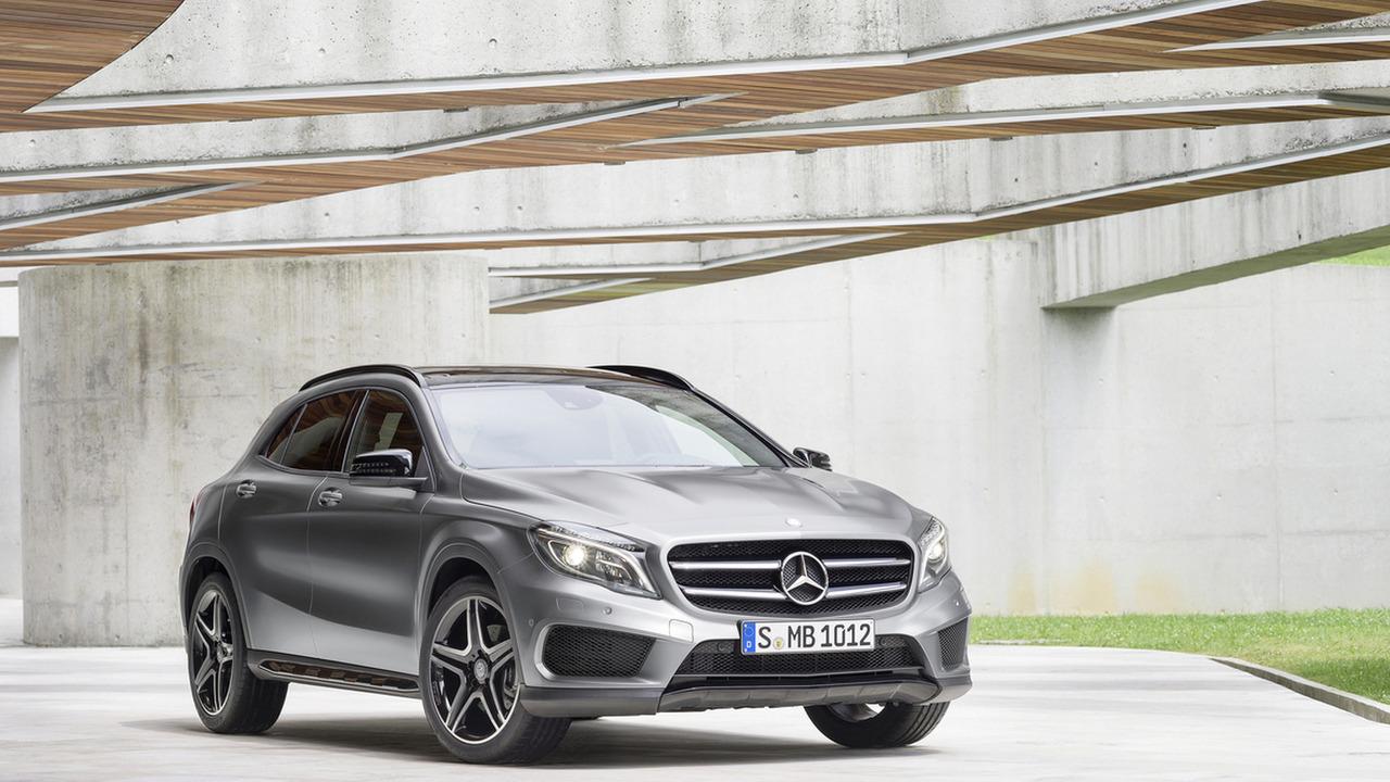 2015 Mercedes GLA