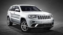 2014 Jeep Grand Cherokee Euro-Spec 11.2.2013