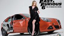Alfa Romeo Giulietta in Fast & Furious 6