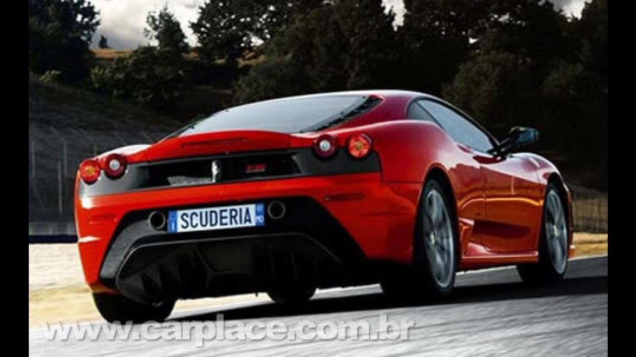 Ferrari e Maserati ganham novo show room de 1500m² em São Paulo