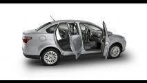 Preços: Fiat Grand Siena chega por R$ 38.710 - Veja tabela completa de todas as versões