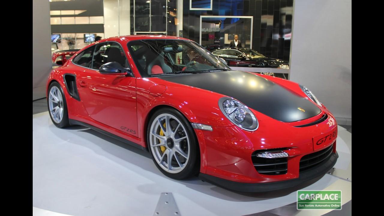 Galeria de Fotos: Porsche 911 GT2 RS no Salão do Automóvel
