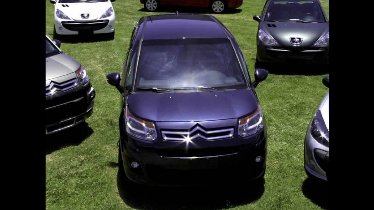 FLAGRA: Novo Citroën C3 Picasso (AirDream)