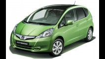 Honda divulga imagens e detalhes do Fit Híbrido