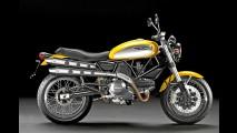 Ducati vai reviver Scrambler, sucesso dos anos 1960 - chega ao Brasil em 2015