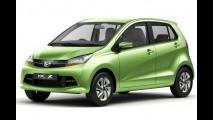 Daihatsu revela oito novos conceitos no Salão do Automóvel da Indonésia