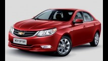 Novo Chevrolet Optra 2014 é lançado no Egito - veja galeria