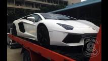 Polícia Federal apreende seis carros de Eike Batista, incluindo Aventador