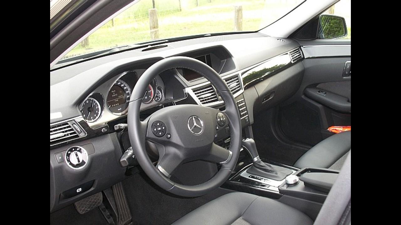 CARPLACE na Alemanha: Avaliação do Mercedes-Benz Classe E
