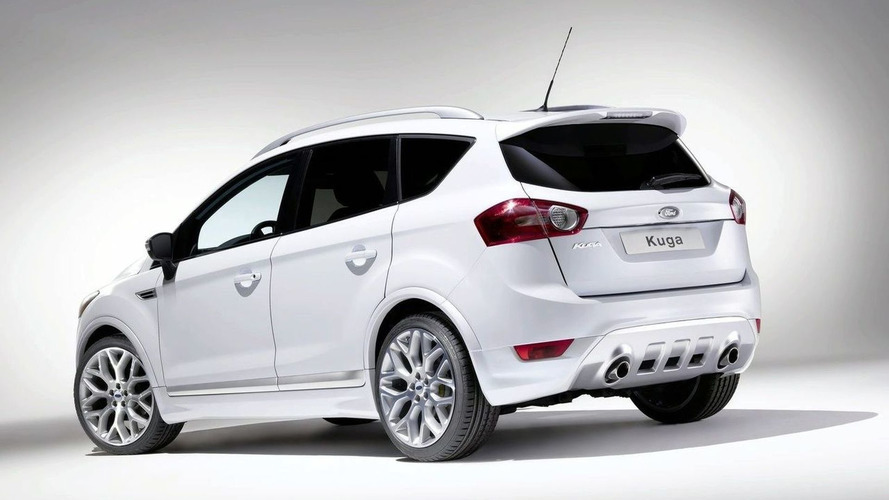 Ford Kuga Individual Debuts in Paris