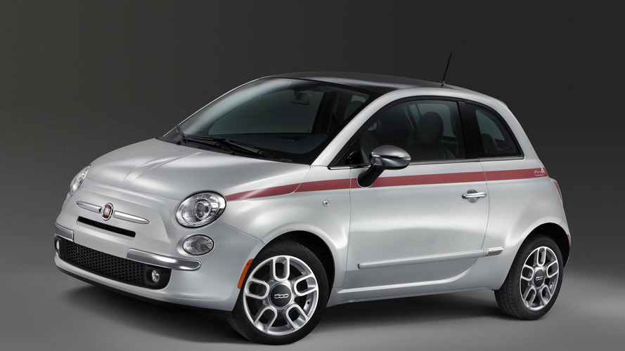Fiat 500 Pink Ribbon Edition announced (US)
