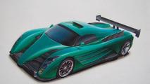 Maxximus Prodigy LPG supercar sketch, 1000, 21.09.2011