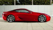Lexus LF-LC 2+2 Hybrid Sport Coupe Concept