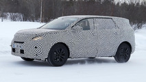2017 Peugeot 6008 spied for the first time (32 pics)