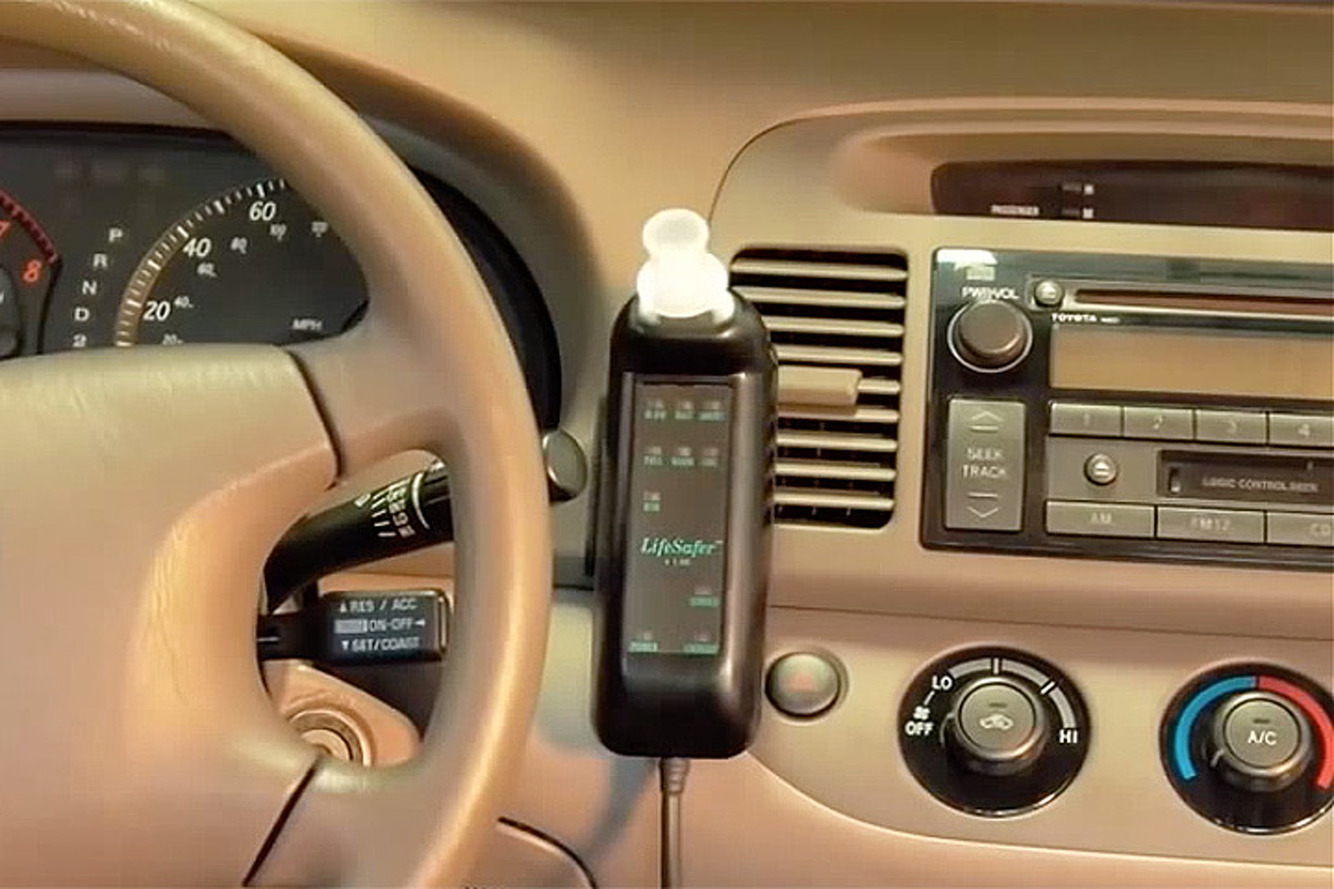 New Drunk Driving Legislation Could Require Breathalyzers in All New Cars