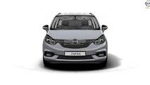 2017 Opel Zafira leaked photo