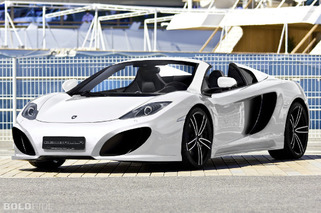 Gemballa 12C GT Spider is a Modest McLaren