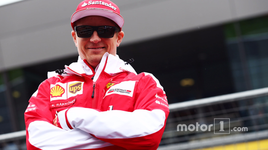 Ferrari extends Raikkonen's contract for 2017