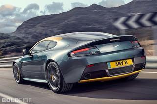 Aston Martin V8 Vantage N430 Delivers Classic Looks, Modern Performance