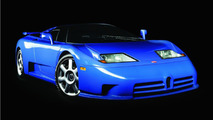 Bugatti EB110 SS US-spec 1994